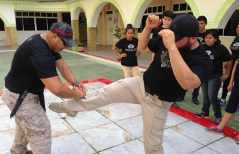 Seminario de defensa personal