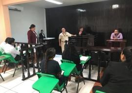 Prácticas de Oralidad de los alumnos de Criminología y Criminalística