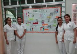 Actividades en la Lic. en Enfermería